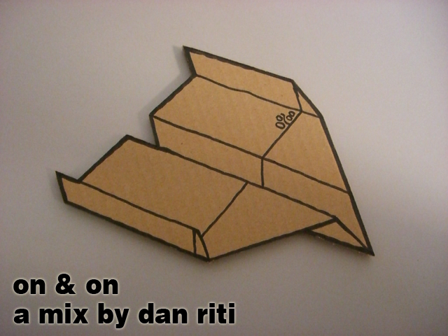 dan riti - on & on